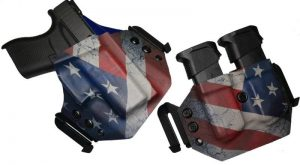 Glock 43 US Flag Combo